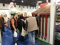 Roofart stand a Construmán